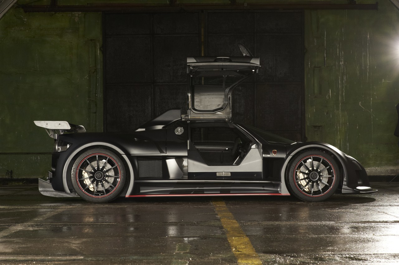 Foto de Gumpert Apollo EnRaged (3/6)