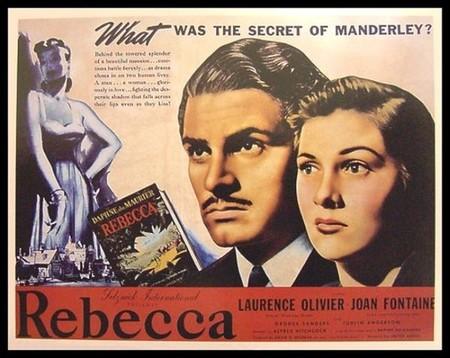 Alfred Hitchcock: 'Rebeca'
