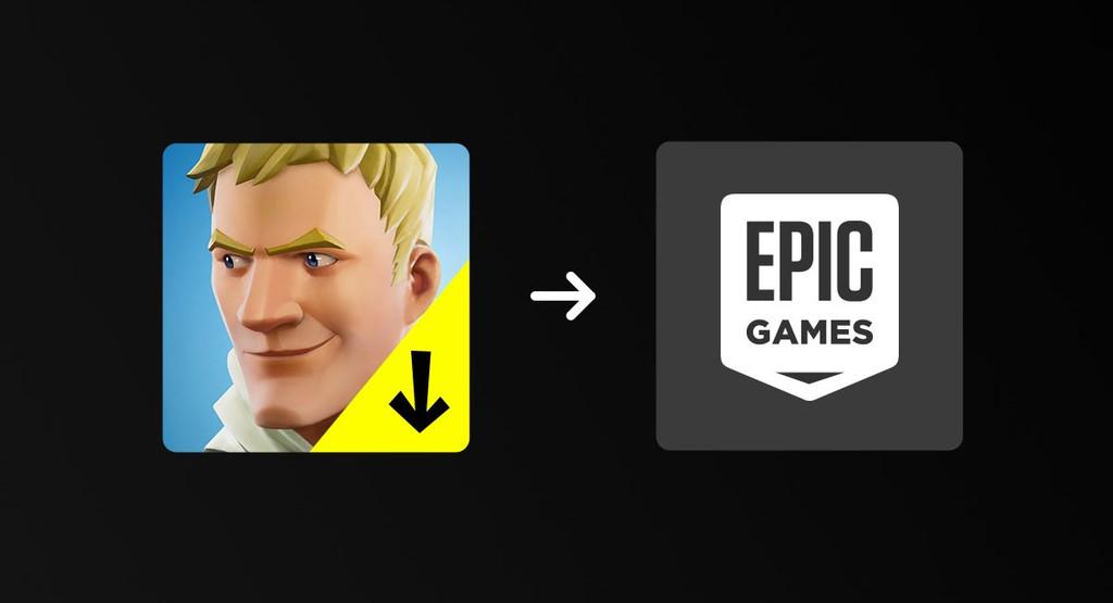 Der installer von Fortnite ist es jetzt die app von Epic Games, bereitet den boden für den neuen shop