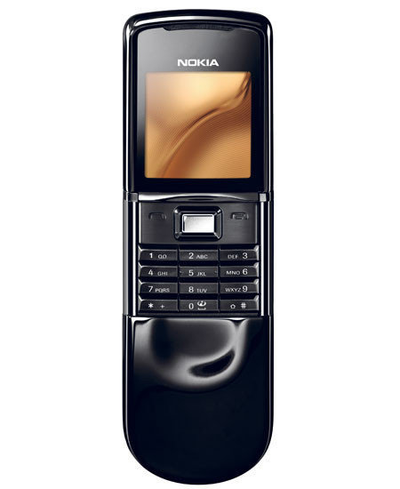 Confirmado el Nokia 8800 Sirocco Edition