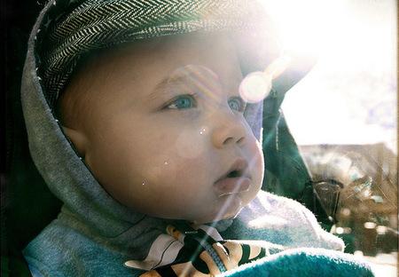Bebé en cochecito