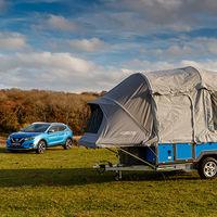 Nissan reutiliza las baterías de sus vehículos eléctricos para abastecer campamentos