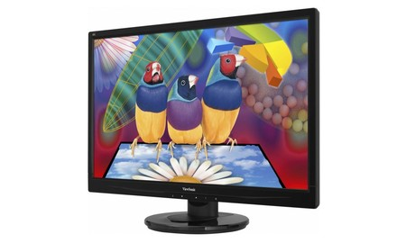 Viewsonic VA2445, un monitor de PC básico al mejor precio en PcComponentes esta semana: sólo 99 euros
