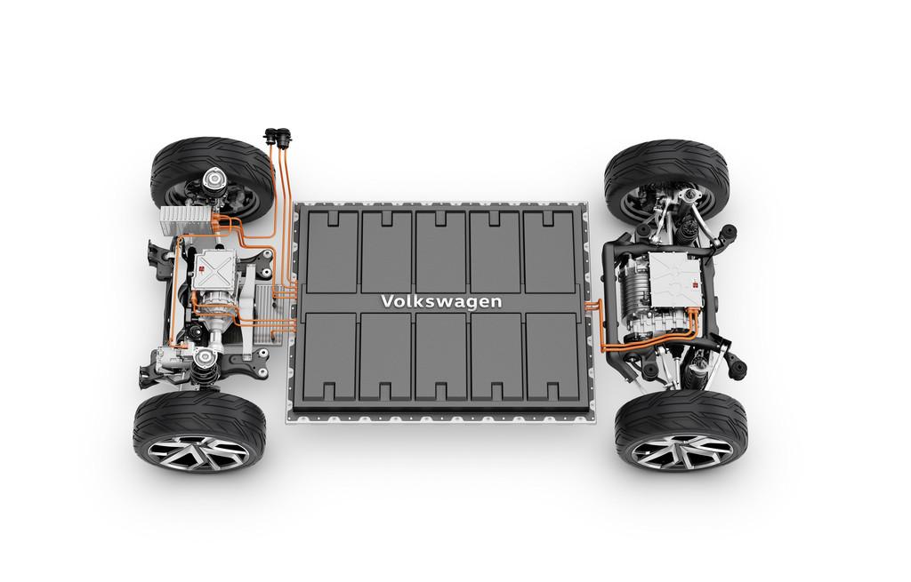 Ford fabricará coches eléctricos sobre la plataforma MEB de Volkswagen, según los últimos rumores