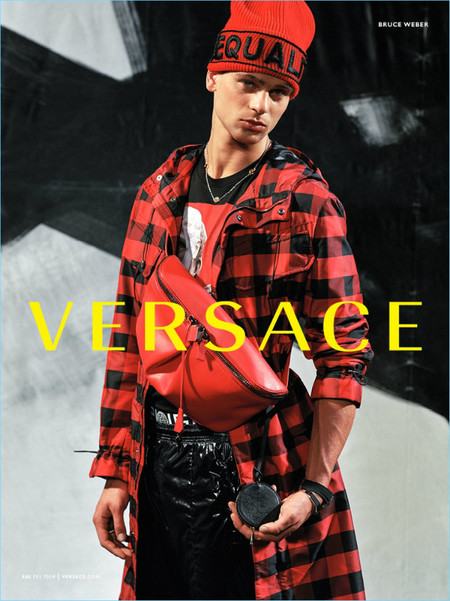Versace Fall Winter 2017 Mens Campaign 006