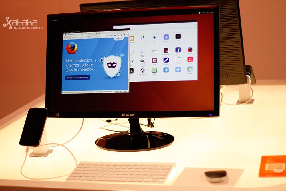 Canonical y Ubuntu en MWC16