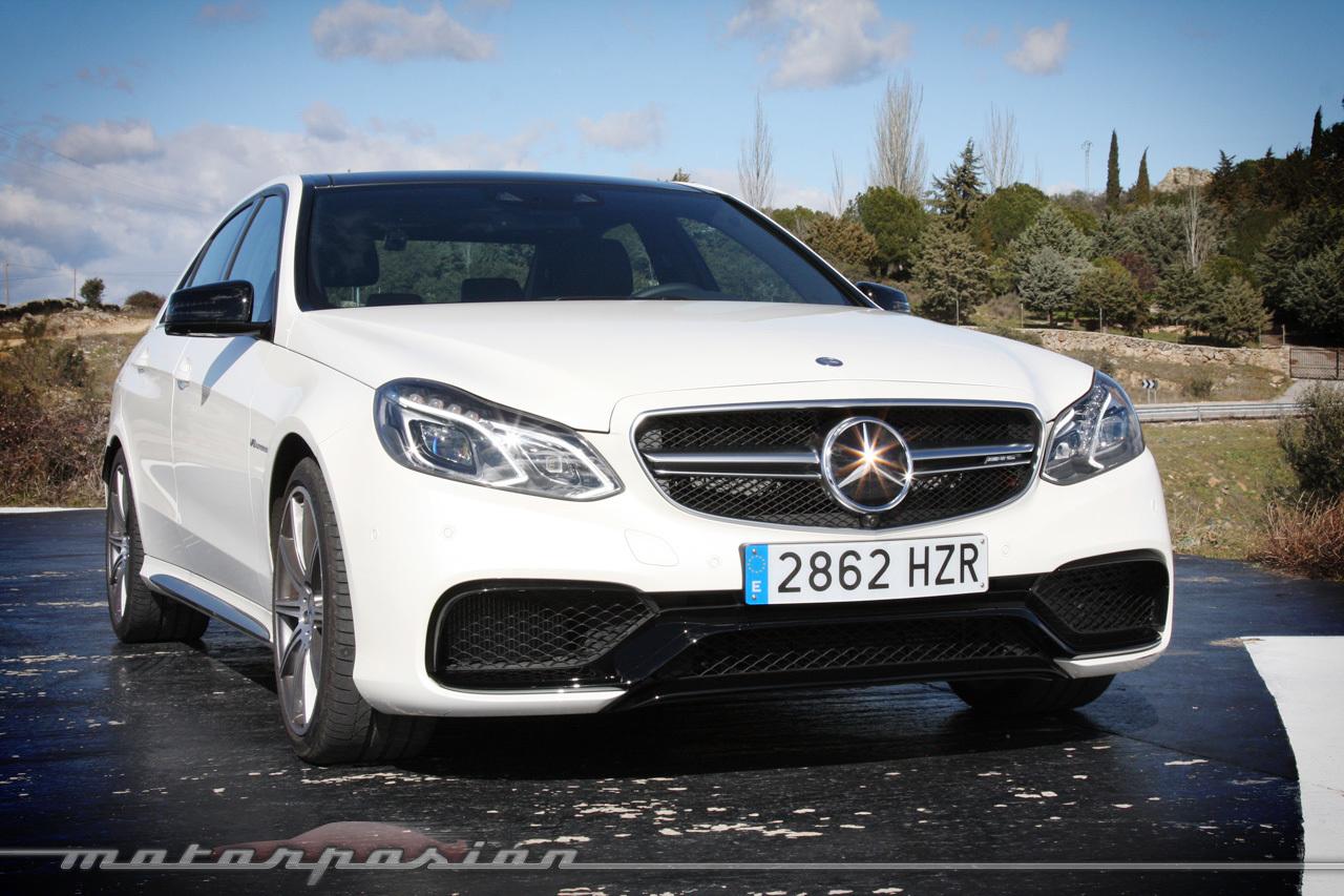 Foto de Mercedes-AMG E 63 4Matic (prueba) (37/42)