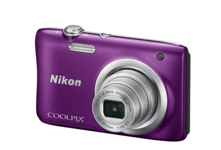Nikon sigue apostando por las compactas: así son las nuevas Coolpix A100 y A10