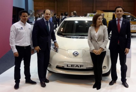 Nissan Leaf 30kwh Madrid
