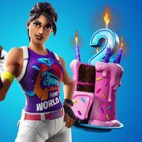 Desafío Fortnite: dónde están los pasteles de cumpleaños de la temporada 9. Solución