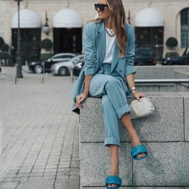 Las mules trenzadas de Bottega Veneta plagan el street style y estos siete modelos similares pueden ser tuyos a un precio low cost