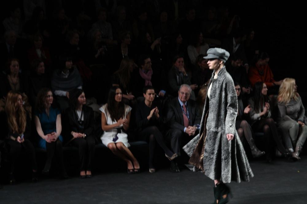 Foto de Jesús del Pozo en la Cibeles Fashion Week Otoño-Invierno 2011/2012 (6/71)