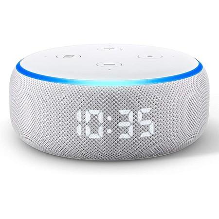 Echo Dot Reloj 3