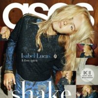 Isabel Lucas es la reina del boho style en el nuevo número de la revista Asos