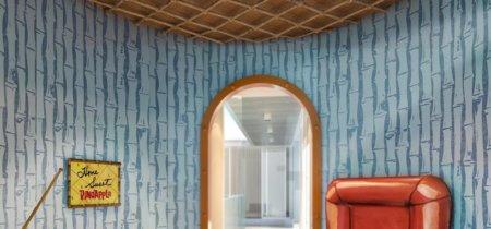 Ahora ya puedes dormir en la casa-piña (de lujo) de Bob Esponja