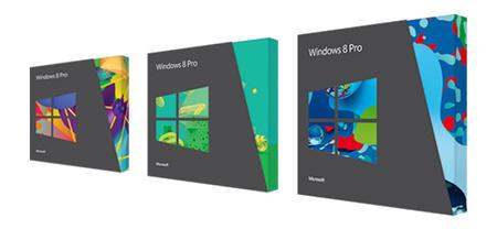 Precios definitivos de Windows 8 a partir del 31 de enero