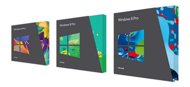 Ediciones de Windows 8