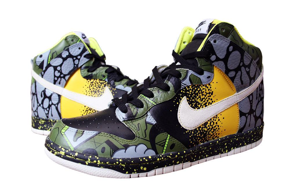"Foto de Zapatillas Nike Dunk High ""Serpent II"" (5/5)"