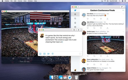 Twitter macOS app