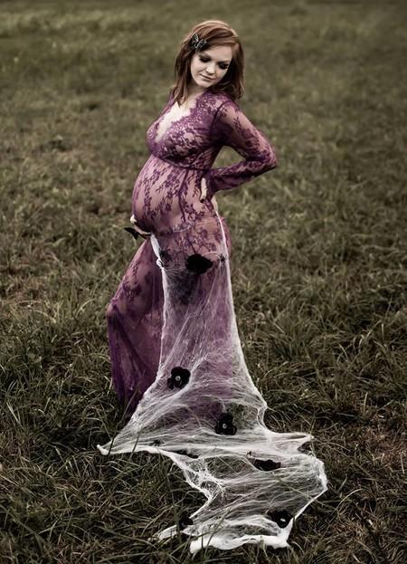 embarazada-halloween