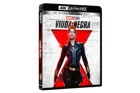 Viuda Negra 4k Uhd Blu Ray Blu Ray