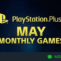 Juegos gratis de mayo 2018 en PlayStation Plus: PS4, PS Vita y PS3