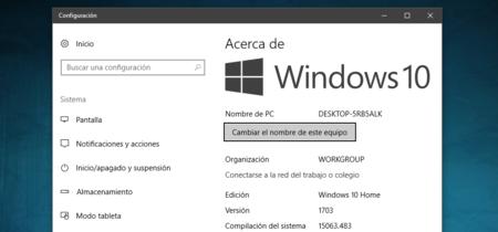 Cómo ver qué versión de Windows 10 tienes instalada