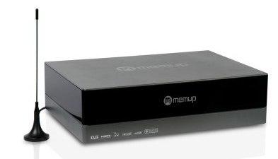 Memup ZX, disco duro multimedia con TDT