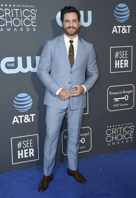 Hombres Critics Choice Awards 10