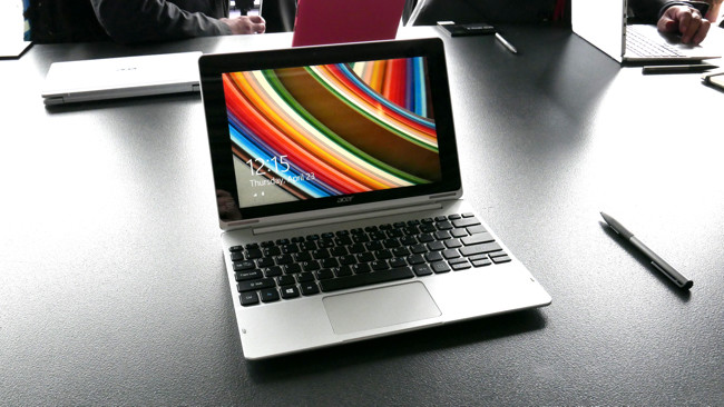 Switch 10 Acer Xataka Portada