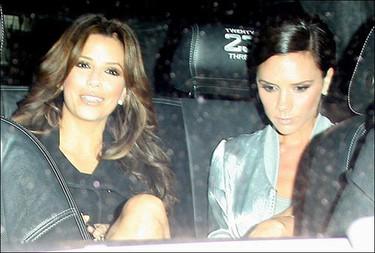 Victoria Beckham cumple años y lo celebra entre amigas