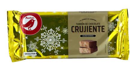 Turron Chocolate Auchan