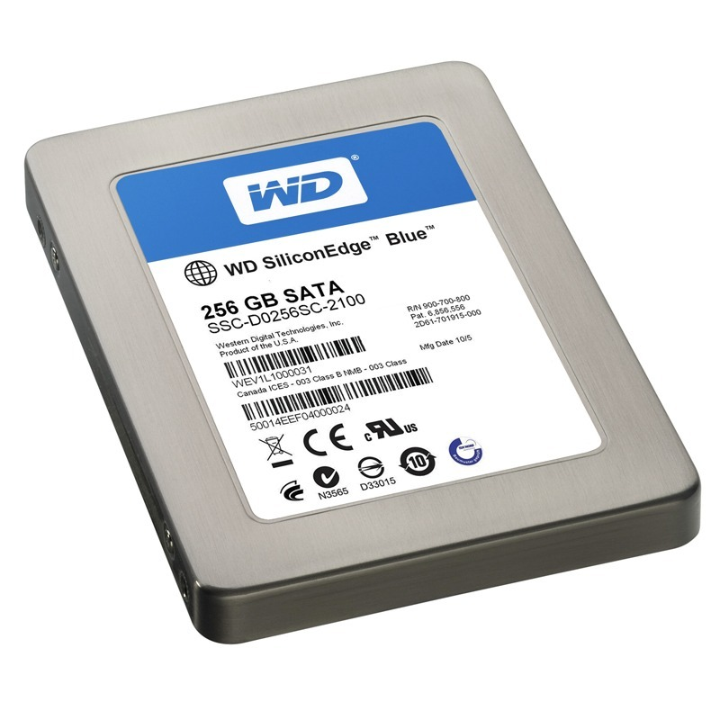 Foto de Western Digital SiliconEdge Blue SSD (1/6)
