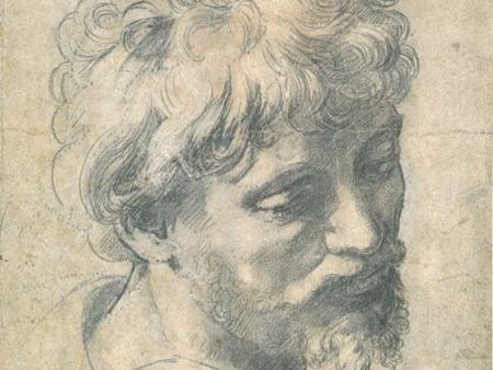 """Sotheby´s Londres subasta un boceto de la """"Transfiguración"""" de Rafael"""