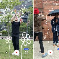 Just a Line 2.0: dibuja y juega en compañía con la nueva realidad aumentada de Google