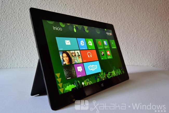 Foto de Microsoft Surface Pro, análisis (13/19)