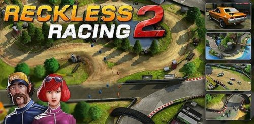 Reckless Racing 2, más carreras temerarias en tu Android