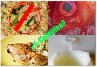 Solución a la adivinanza: la pasta es el alimento que no tiene L-carnitina