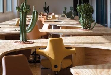 Love Table y la oficina ideal