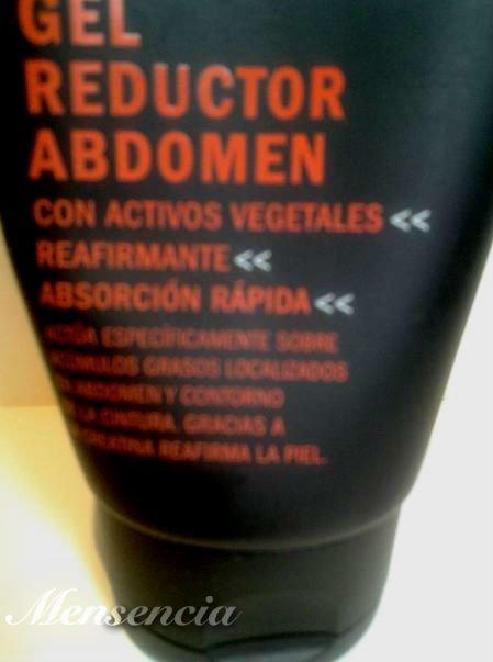 reductor abdomen mercadona