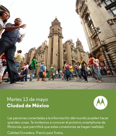 Motorola MX