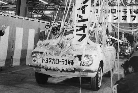 Toyota Corolla Produccion 1966