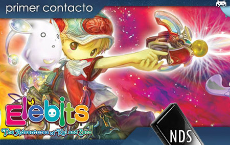 'Eledees: The Adventures of Kai & Zero'. Primer contacto