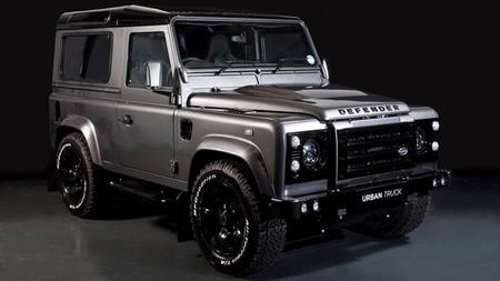 Urban Truck Land Rover Defender