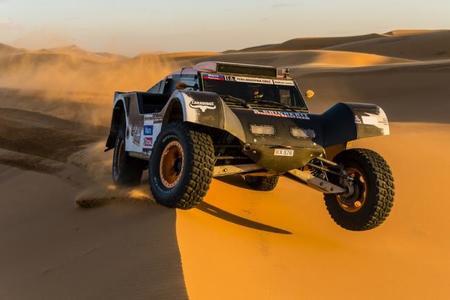 Dakar 2013: una nueva oportunidad para Guerlain Chicherit