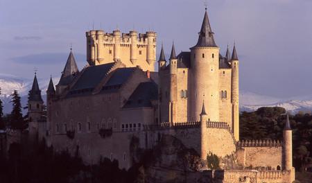 Alcazar De Segovia Vista Frontal