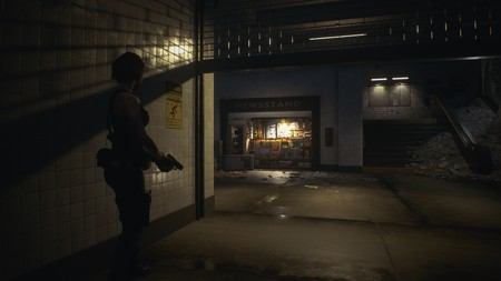 Re3 Jill Subway Exit