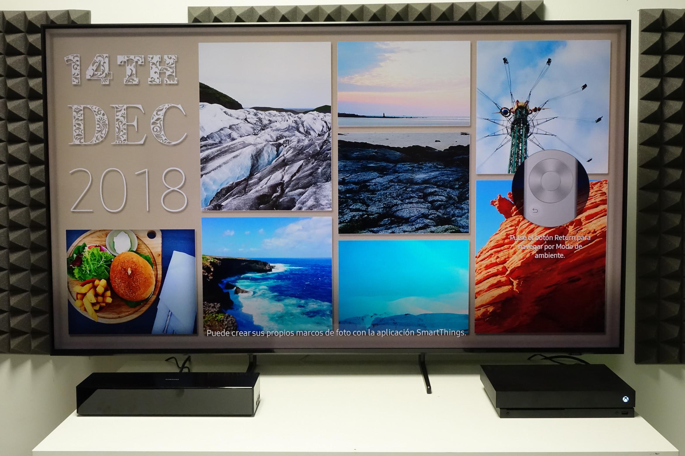 Foto de Samsung Q900R QLED 8K (12/27)