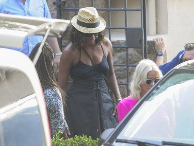 Michelle Obama luce así de mona en Mallorca
