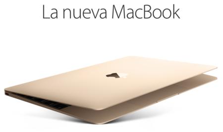 La nueva MacBook ya se puede adquirir en la tienda en línea de Apple en México